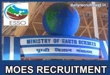 MOES Recruitment 2018