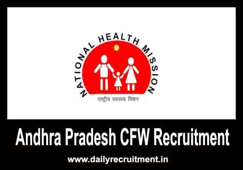 AP CFW Recruitment 2020