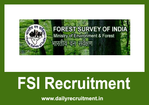 FSI Recruitment 2020