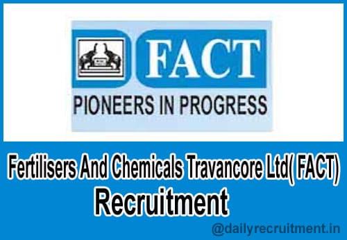 FACT Recruitment 2020