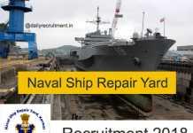 NSRY-Karwar-Recruitment