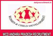 AP Anganwadi Recruitment 2019