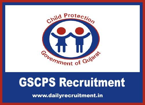 GSCPS Recruitment 2019