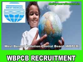 WBPCB Recruitment 2019