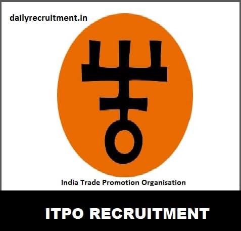 ITPO Recruitment 2019