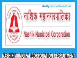 Nashik Municipal Corporation Recruitment 2019