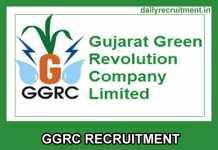 GGRC Recruitment 2019