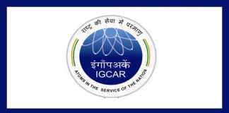 IGCAR Admit Card 2019