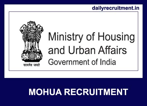 MOHUA Recruitment 2019