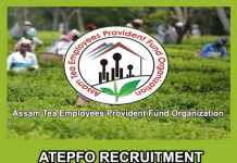 ATEPFO Recruitment 2019