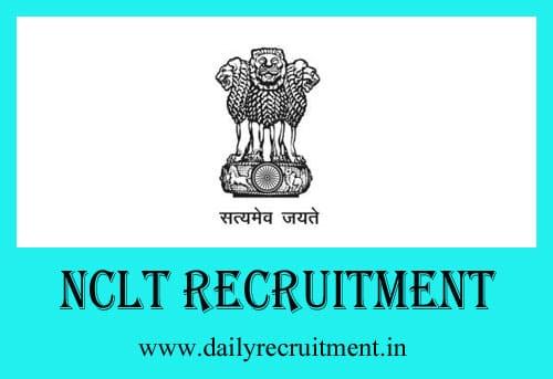NCLT Recruitment 2020