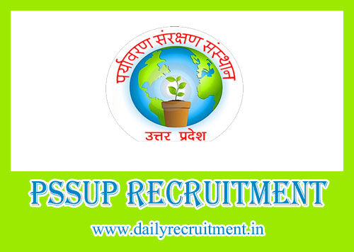 PSSUP Recruitment 2019, 37396 Guardian & Other Vacancies, Apply
