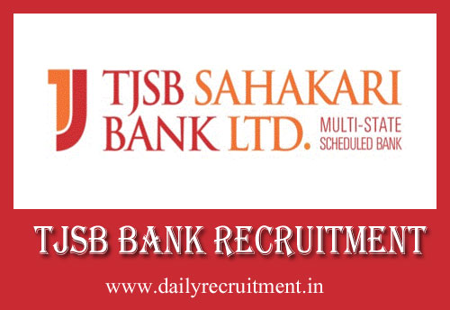 TJSB Bank Recruitment 2019