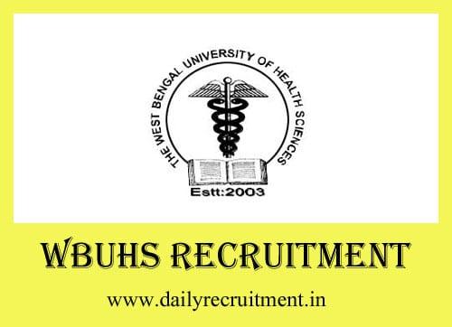 WBUHS Recruitment 2019, 175 Steno, Assistant & Other ...