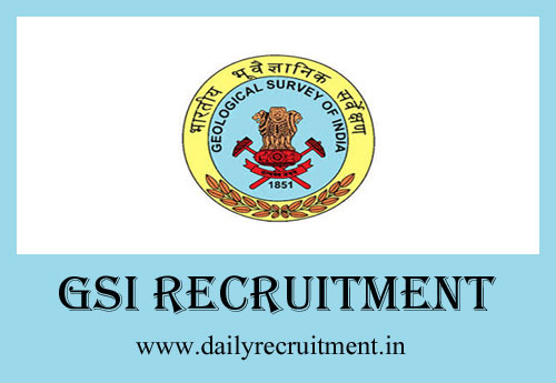 GSI Recruitment 2020
