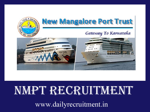 NMPT Recruitment 2019