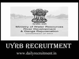 UYRB Recruitment 2019