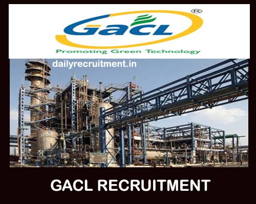 GACL Recruitment 2020