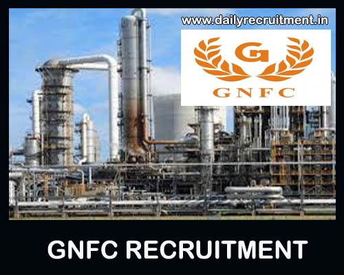 GNFC-Recruitment Online Form Haryana Govt Job on
