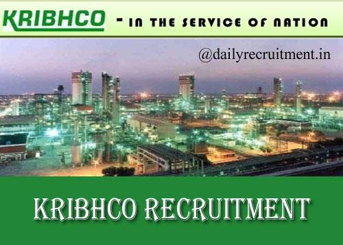 Kribhco Recruitment 2019 Get Amp Manager Vacancies Apply