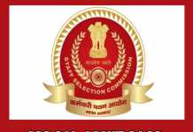SSC CGL Admit Card 2019