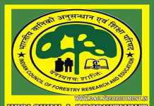 HFRI Shimla Recruitment 2019