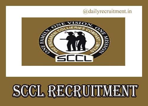 SCCL Recruitment 2020