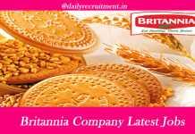 Britannia Company 2019