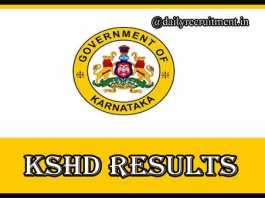 KSHD Results 2019