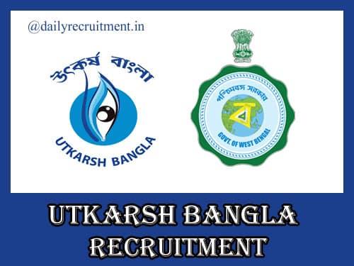 Utkarsh Bangla Recruitment