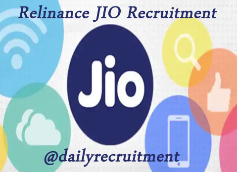 Reliance JIO Recruitment 2020