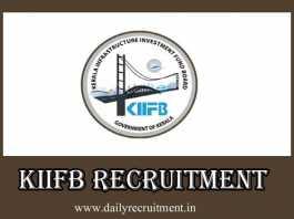 KIIFB Recruitment 2019