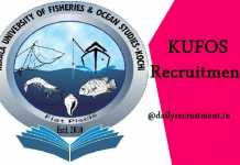 KUFOS Recruitment 2019