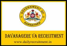 Davanagere VA Recruitment 2020