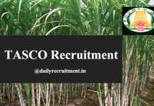 TASCO Recruitment 2020