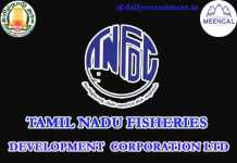 TNFDC Recruitment 2020