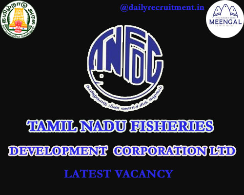 TNFDC Recruitment 2020