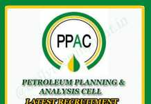 PPAC Recruitment 2020