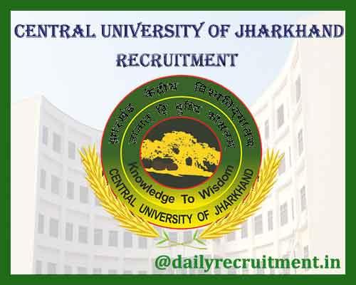 CUJ Recruitment 2020
