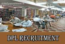 Delhi Public Library Recruitment 2020