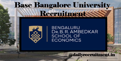 Base Bangalore University Recruitment 2020