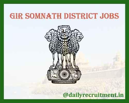 Gir Somnath District Jobs 2020