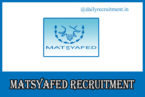 MATSYAFED Recruitment 2020