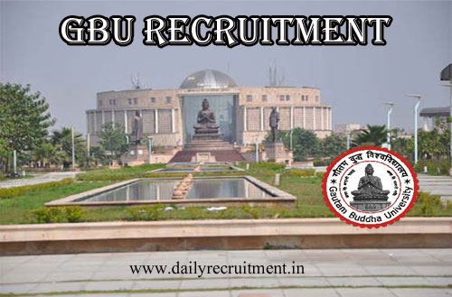 GBU Recruitment 2020