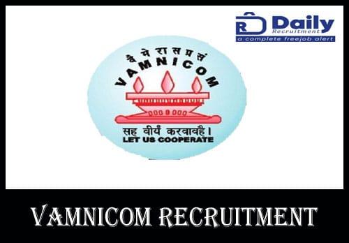 VAMNICOM Recruitment 2020