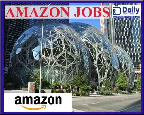 Amazon Jobs 2021
