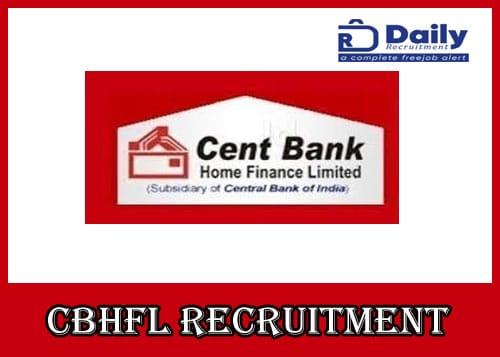 CBHFL Recruitment 2020