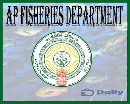 AP Fisheries Department 2021