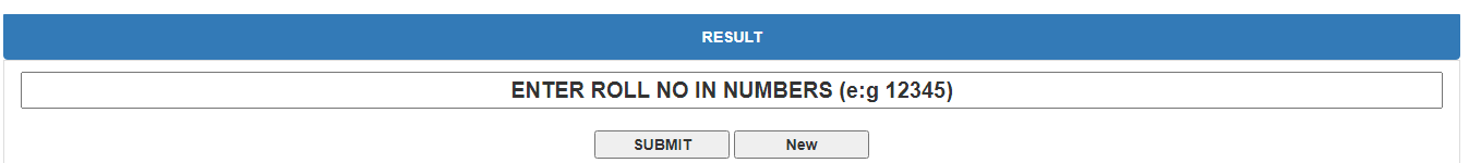 JK Paramedical Result 2020