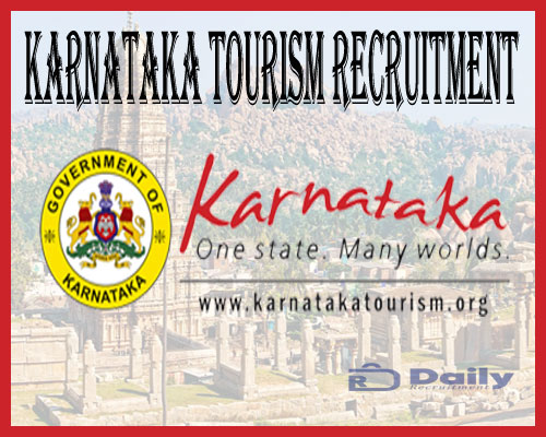 Karnataka Tourism Recruitment 2021